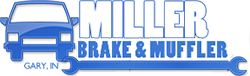 Miller Brakes and Mufflers, Inc. logo
